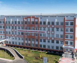 Онкологический центр, г. Черкесск